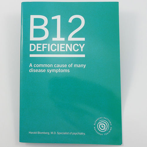 B12 Deficiency Booklet in english