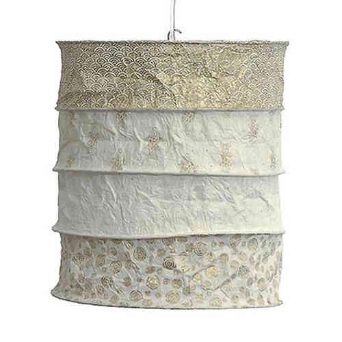 lokta papier lampenschirme aus handgesch pftem loktapapier. Black Bedroom Furniture Sets. Home Design Ideas